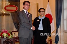 Indonesia, Japan agree to enhance bilateral relations