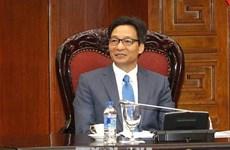 Vietnam determined to fulfill 2030 Agenda: Deputy PM