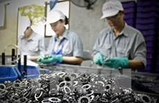 Foreign investors drawn to Vietnam's manufacturing-processing