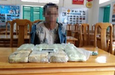 ASEAN fights rise in drug trafficking
