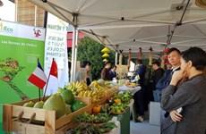 Vietnamese farm produce shines at Rungis International Market
