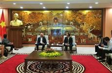 C40 promises to help Hanoi combat climate change