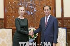 Vietnam treasures ties with Norway: President
