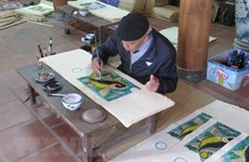 UNESCO recognition sought for for Dong Ho folk painting