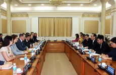 HCM City boosts cooperation with Saint Petersburg