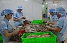 Aquatic product export estimated at 3.94 billion USD in first half