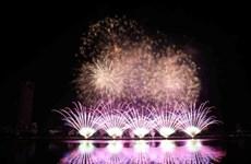 Italy wins Da Nang international fireworks festival