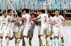 Vietnam U19 draws with Thailand U19 in AFF tournament