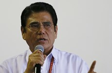 Philippine mayor shot dead during flag-raising event