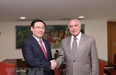 Vietnam, Brazil cement multifaceted cooperation