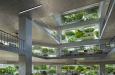 Vietnam's designs shortlisted for World Architecture Festival
