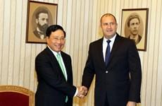 Deputy PM: Vietnam wants to strengthen ties with Bulgaria