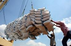 Rice export upbeat in first half