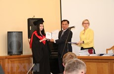 First Vietnamese language post-graduate course in Ukraine