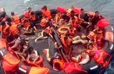 Thailand: More than 50 missing after boat capsizes off Phuket