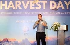 Vietnam, Finland sum up innovation partnership project