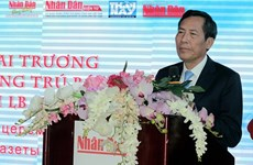 Nhan Dan newspaper opens representative office in Russia