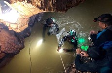Thailand: Official admits big challenges in cave rescue operation