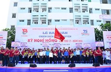 Voluntary campaign launched in Ho Chi Minh City
