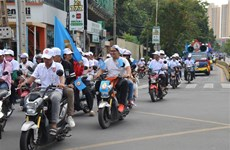 Cambodia launches campaign for general election