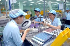 Nearly 90 percent of manufacturing-processing firms see growth in Q3