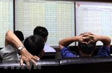 Weak cash flow drives market down