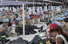 Vietnam among top five global textile exporters