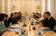 Vietnam, Russia hold 10th strategic dialogue