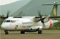 Myanmar flight makes emergency landing due to windshield crack