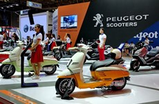 Sales of motorcycles up 6 percent in Q2