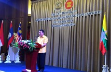 ASEAN working group on Halal food meeting held in Thailand