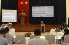 Da Nang workshop discusses data analytics for future cities research