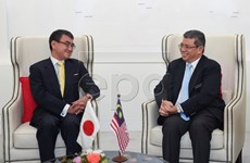 Malaysia, Japan foster bilateral relations