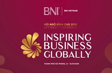 BNI Vietnam National Conference draws over 1,000 entrepreneurs
