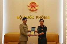 Vietnam, Pakistan to strengthen defence cooperation