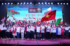 Summer Camp inspires young expats' pride of being Vietnamese