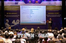 Symposium talks readiness of Vietnamese firms for Industry 4.0