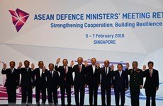 ASEAN, partners meet in Singapore to strengthen defence ties