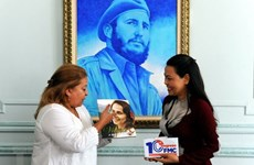 Vietnamese, Cuban women vow to tighten bilateral friendship