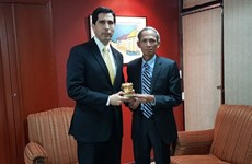 Vietnam promotes cooperation with Paraguay