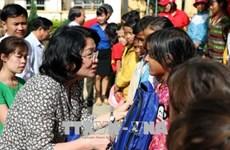 Vice President urges sustainable economic development in Dak Nong