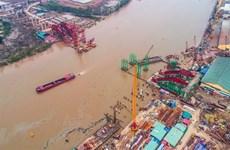Huge cost hikes at Hai Phong city's projects