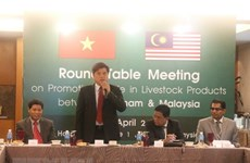 Vietnam-Malaysia trade up 21.15 pct in first half of 2018