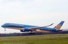 Vietnam Airlines aims to become five-star airline in 2020