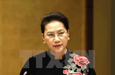 Congratulations to new Malaysian lower house speaker