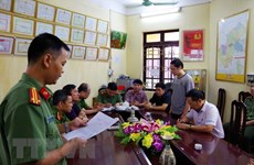 Man arrested for involvement in exam cheating in Ha Giang