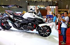 Vietnam's motorcycle market holds much potential