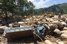 Laos sends condolences to Vietnam over losses caused by storm