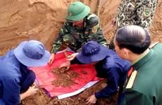 DNA tests offer hope for war martyrs' families