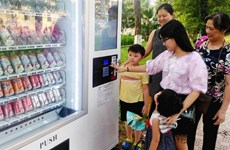 Hanoi to install 1,000 vending machines by 2020